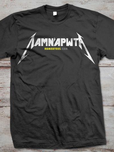 Metal Cyprus Funny T-shirt