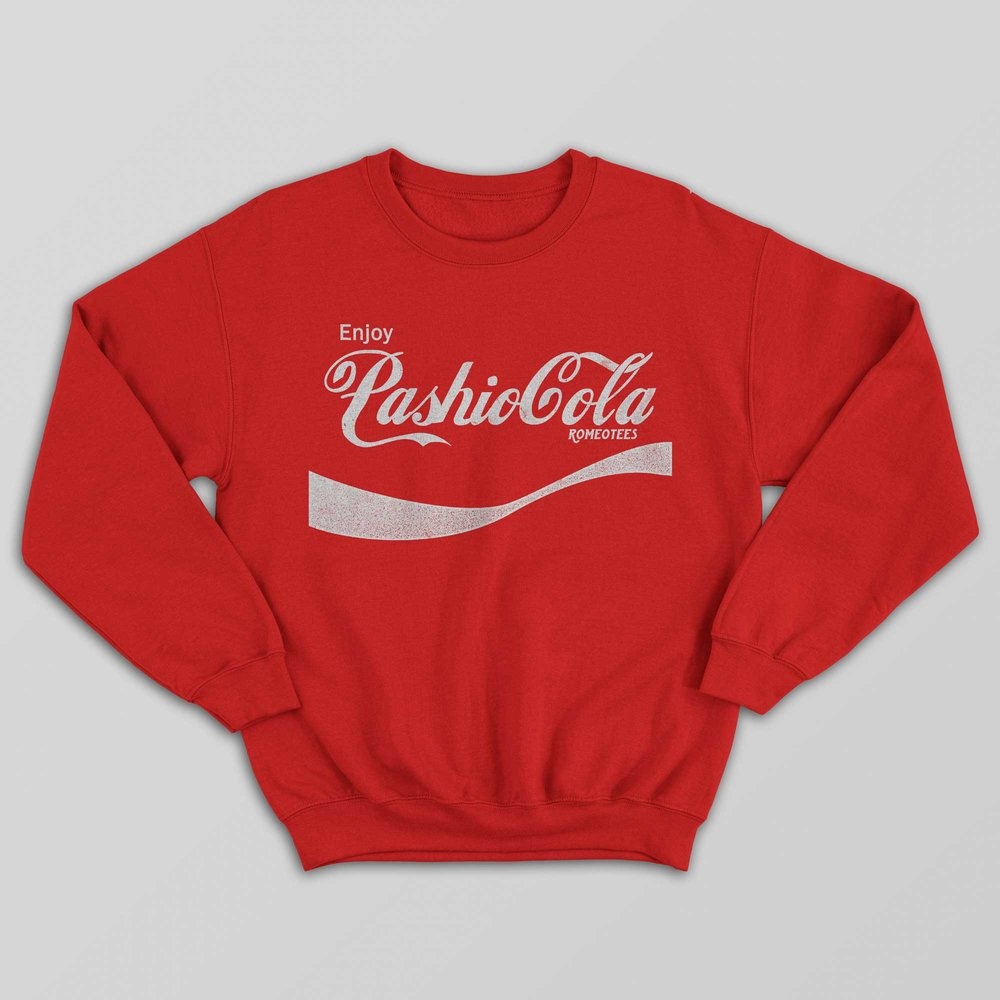 Limited Edition Sweatshirt Color:  Red  € 40
