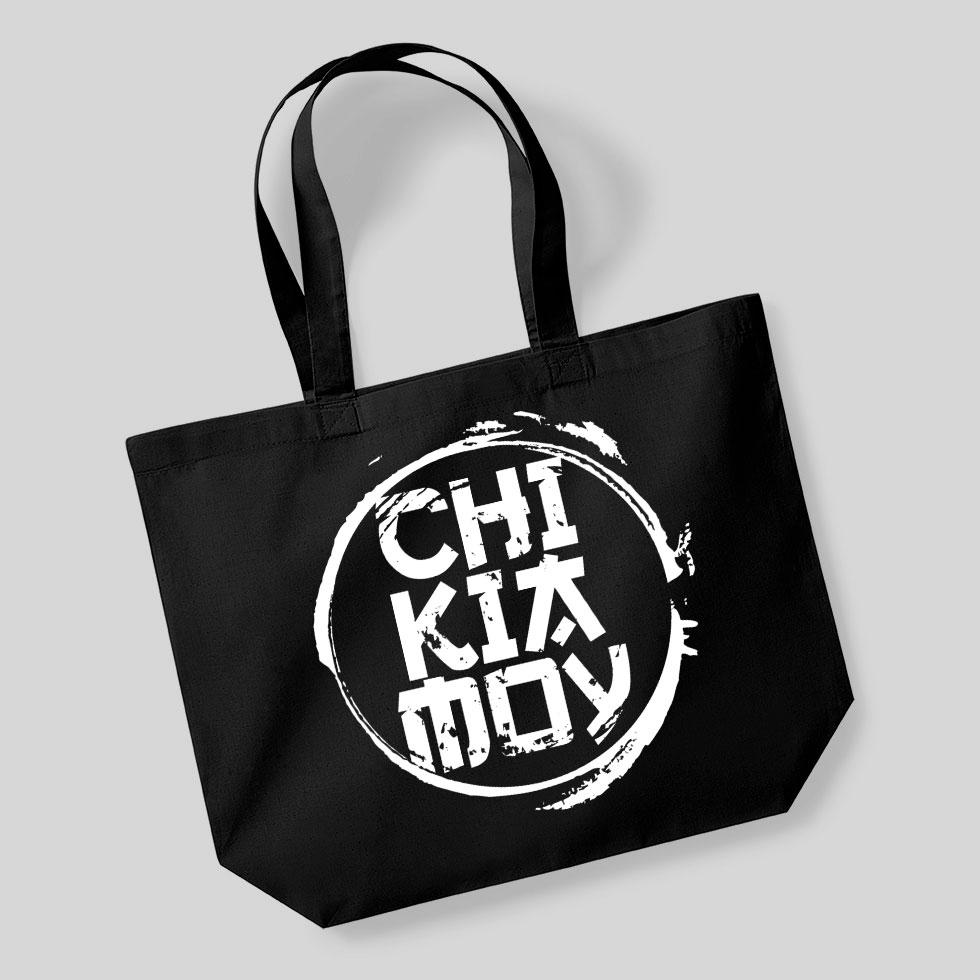 Limited Edition Maxi Bag | 100% Cotton Dimensions: 35 x 39 x 13.5 cm € 10