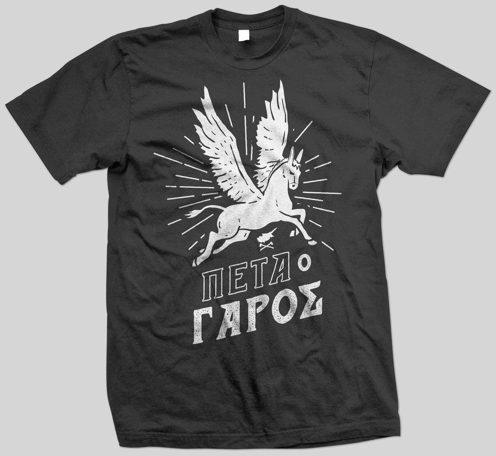 T-shirt Color:  Black  € 25