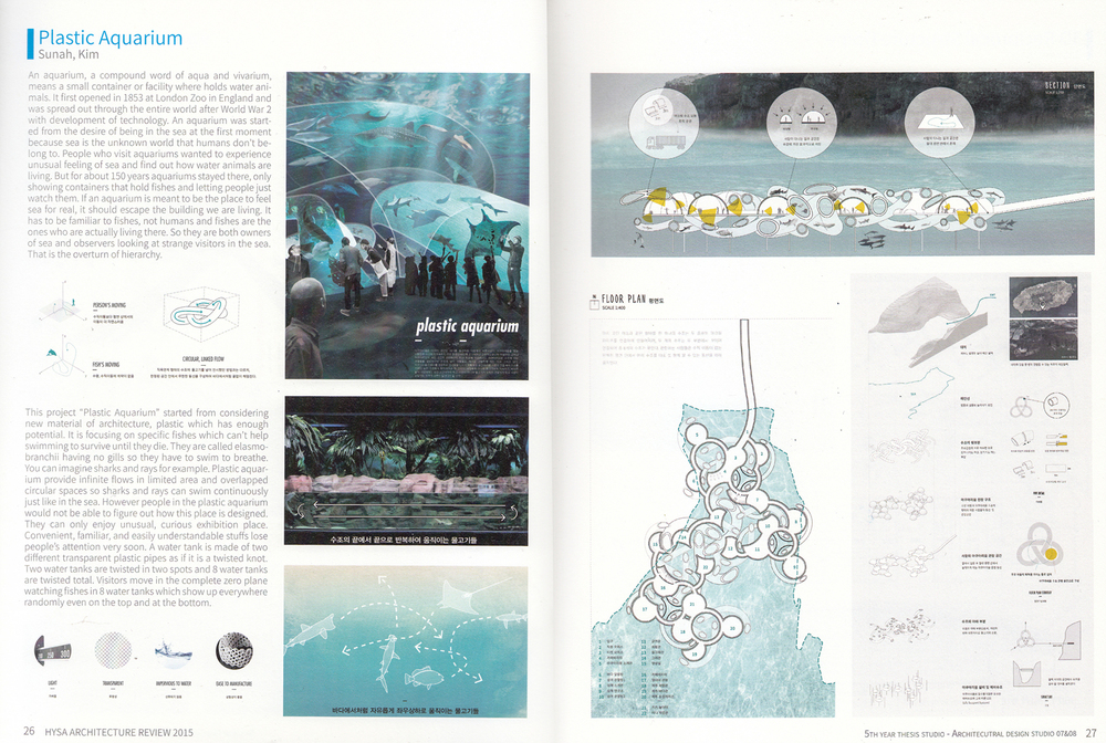 HYSA ARCHITECTURE REVIEW 2015-2016