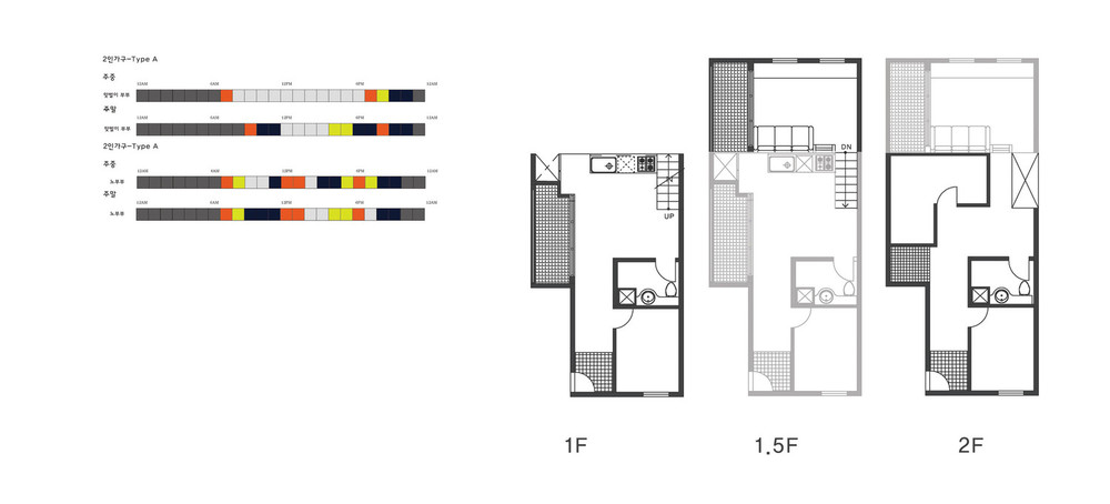 2-person Family Unit Plan