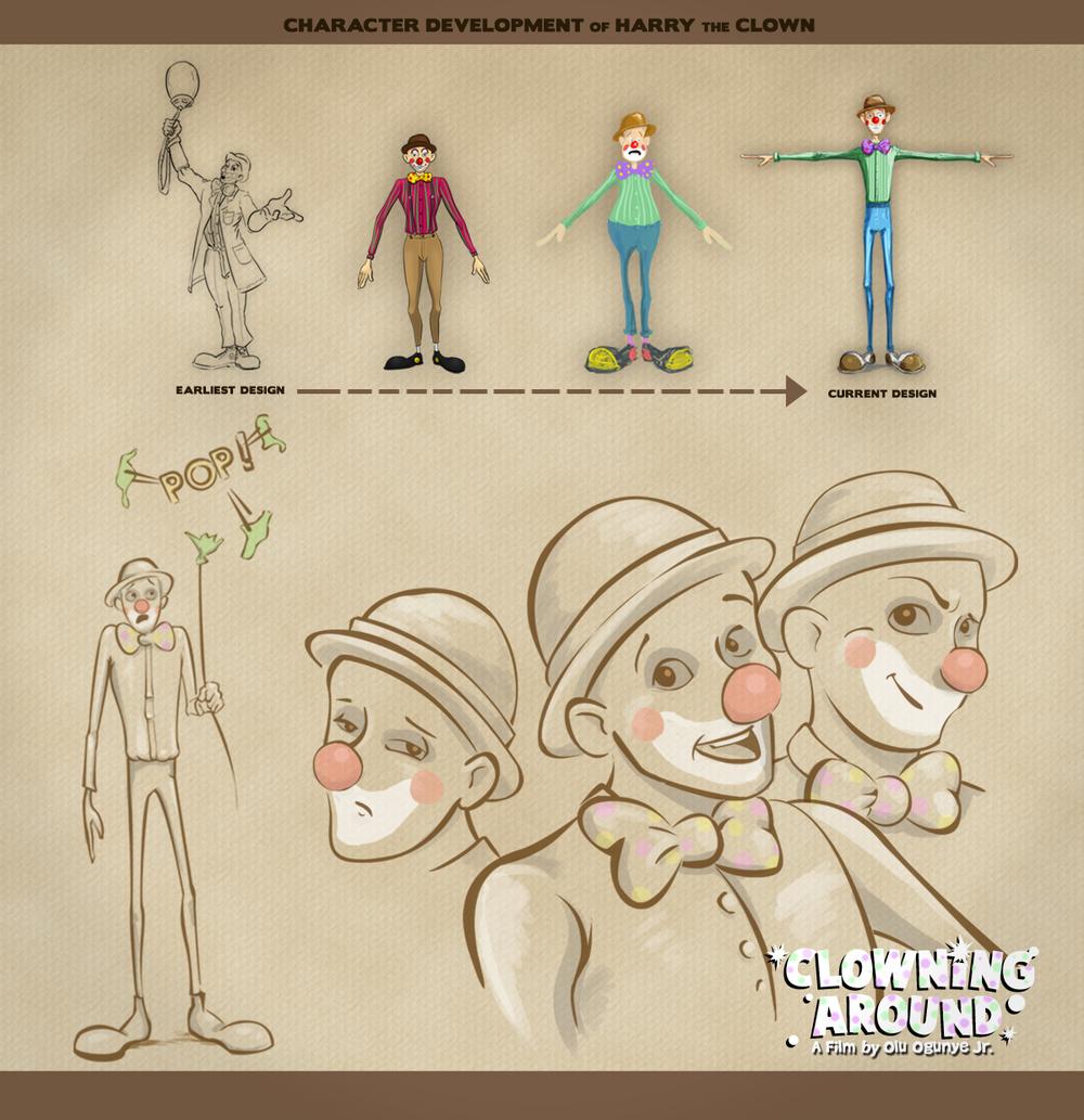 All designs created by Olu Ogunye Jr. Software: Adobe Photoshop