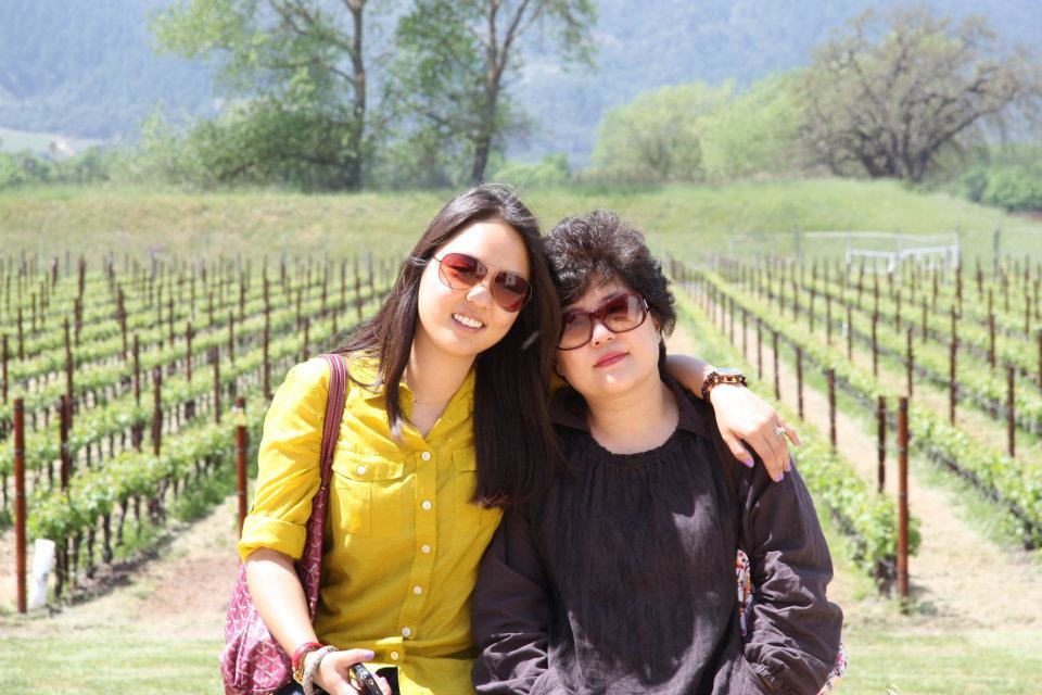 one of my favorite memories: in napa valley may 2012