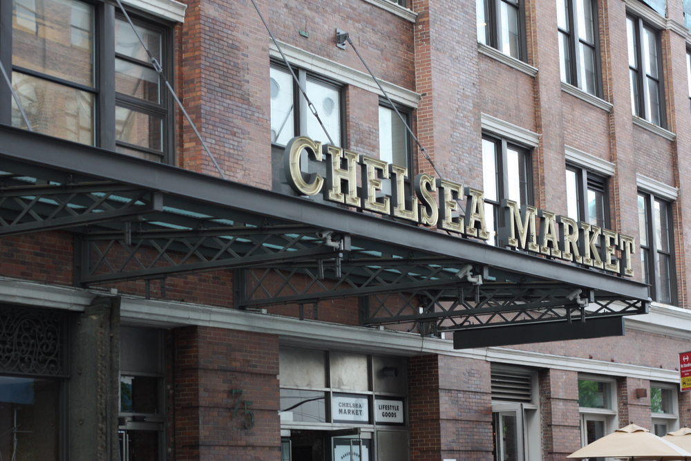 window-shopped (and maybe shopped) and dined at chelsea market