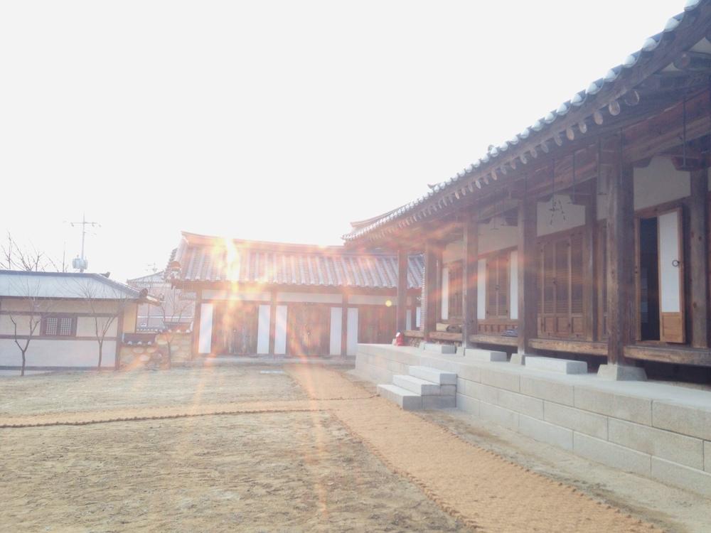 육영수's residence