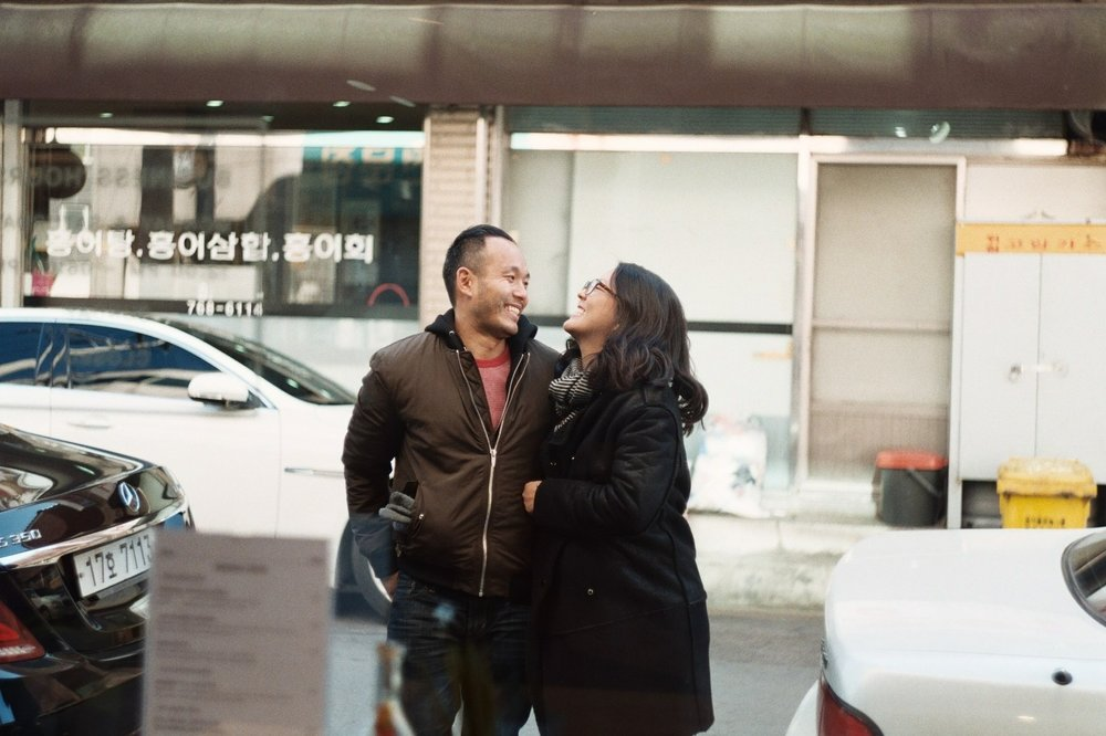In love in Daegu. Dec 2017 PC:  Mariyah G