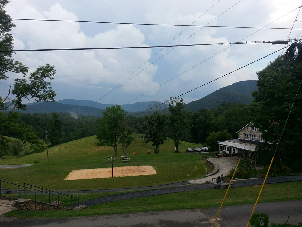 a view of Penland