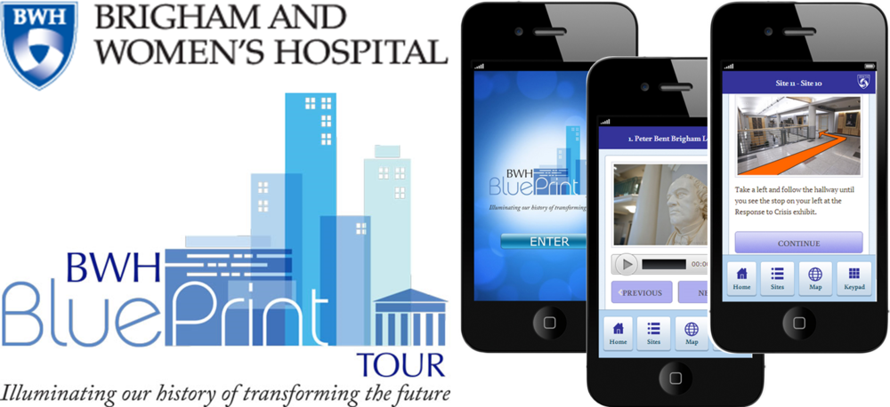 Projects anna webster blueprint tour the app tells the story of the hospitals past present and malvernweather Images
