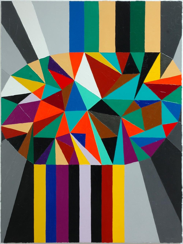 "Benign Humility; Oil on Linen; 24"" x 32""; 2011"