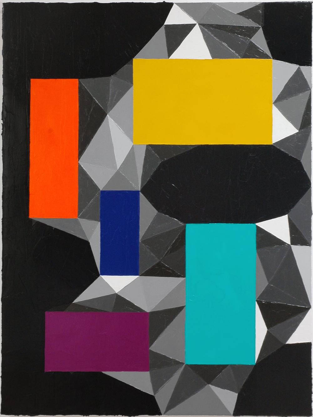 """Houma; Oil on Linen; 24"""" x 32""""; 2011"""