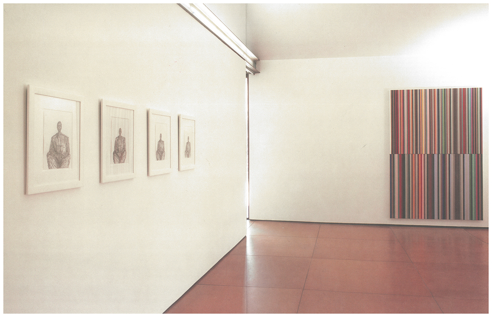 Devin Borden Hiram Butler Gallery: Hutchinson Installation Photo