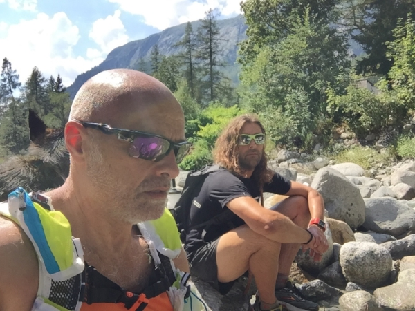 chamonix, utmb, and epic mountain bike crashes — bigmoose