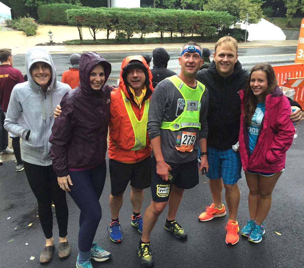 Van 1 from the Ragnar Relay last weekend.  What a great team!