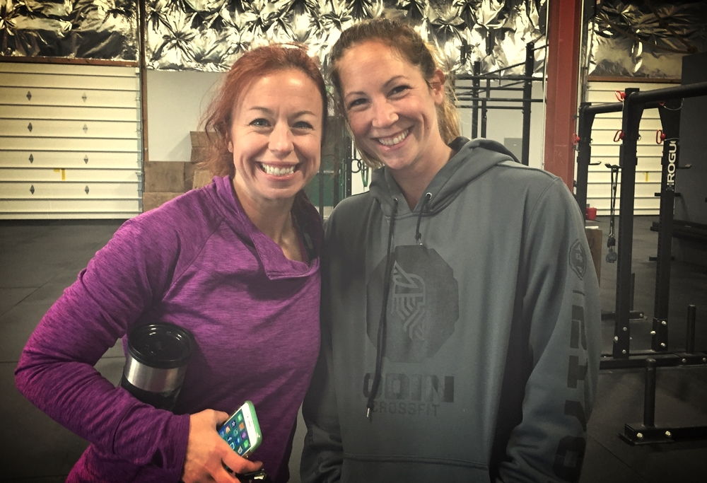 Make great friends at ODIN CrossFit!