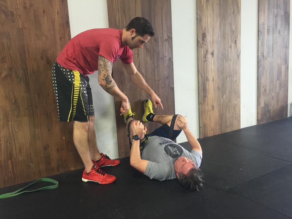 Sign up today for Coach Josh's mobility class!  Spots are limited and the only way to guarantee you get one is to register today!  You can find the link under 'events' in the Box Hq.