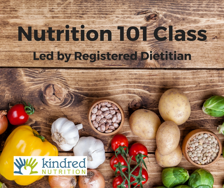 Nutrition 101 ClassLed by Registered Dietitan.jpg