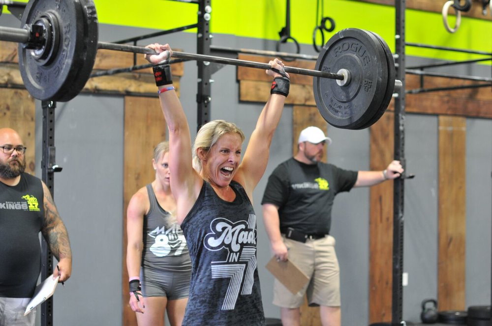 Partner CrossFit Comp - Oct. 6th - ODIN CrossFit - Frederick, MDRegister TODAY!