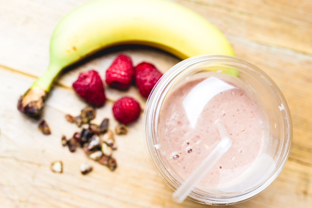 Berry Banana Blast Smoothie
