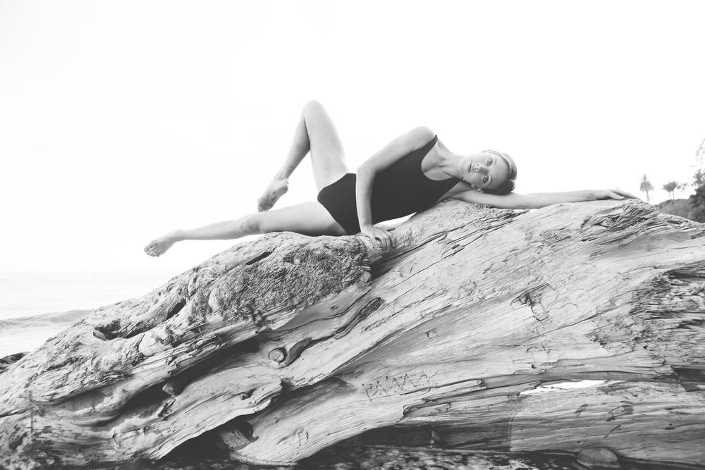Colleen Ferguson ballet passe