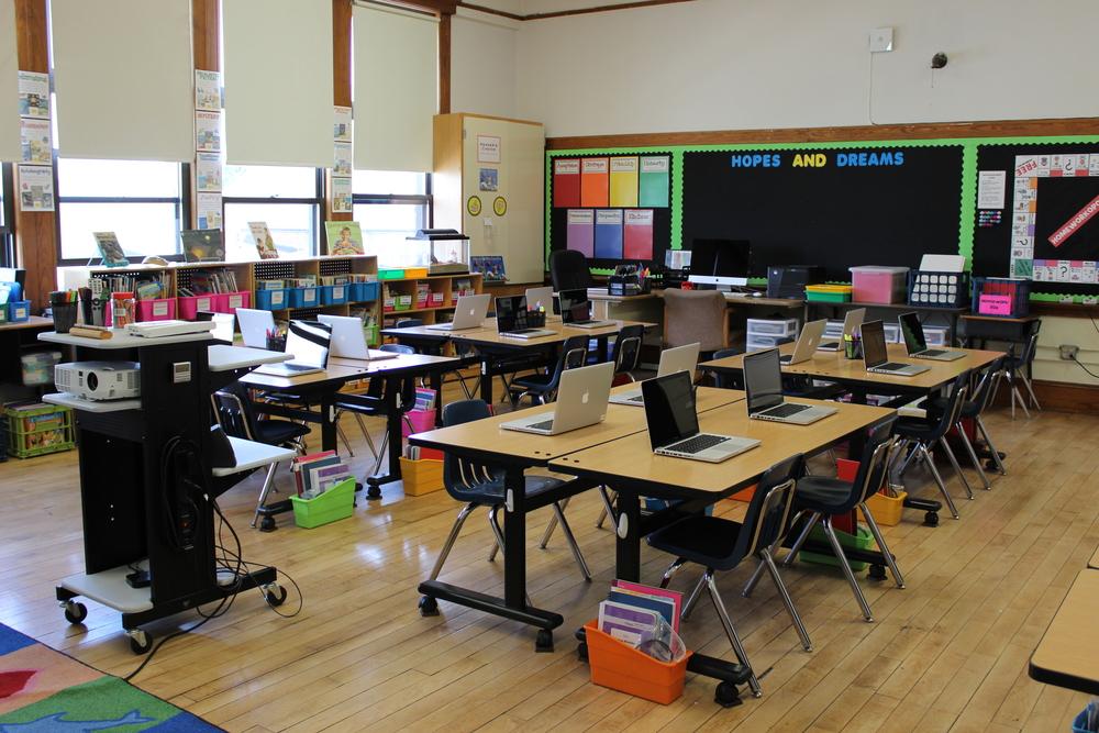 Sample 3-6 Classroom