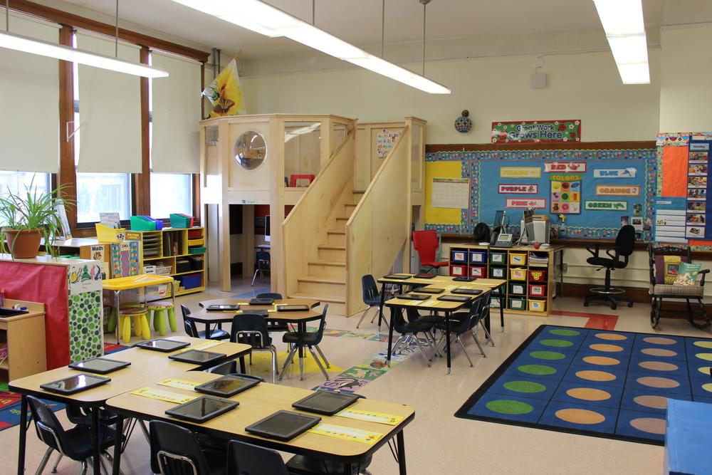 Sample K-2 Classroom