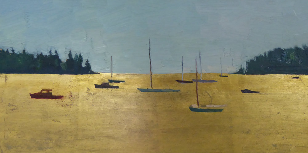 Morning Light 6 x 12  South Street Gallery  sold