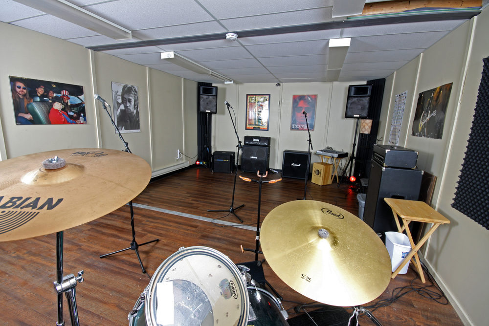 PrivateRehearsalRoom