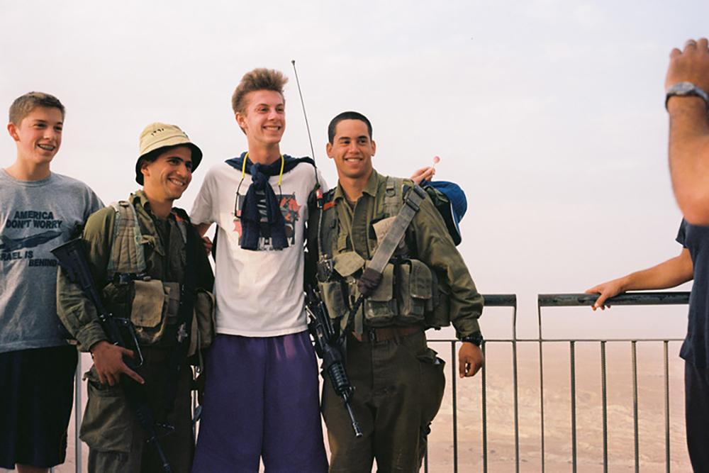 Masada, Dezember 2013