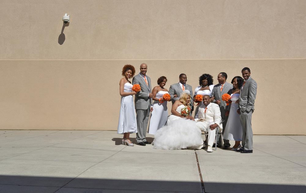Dawson-Tolbert Wedding