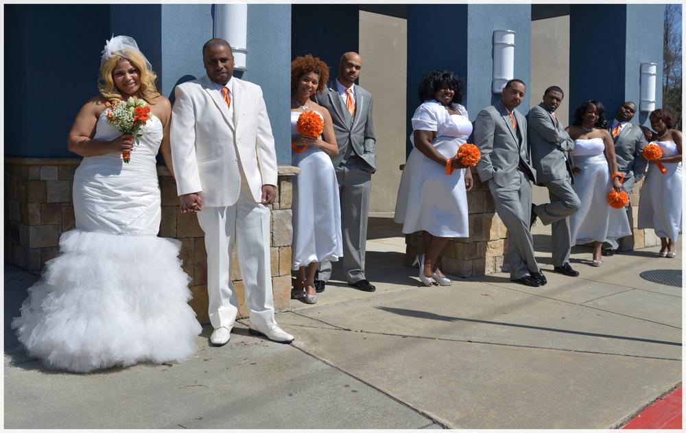 Tolbert-Dawson Wedding