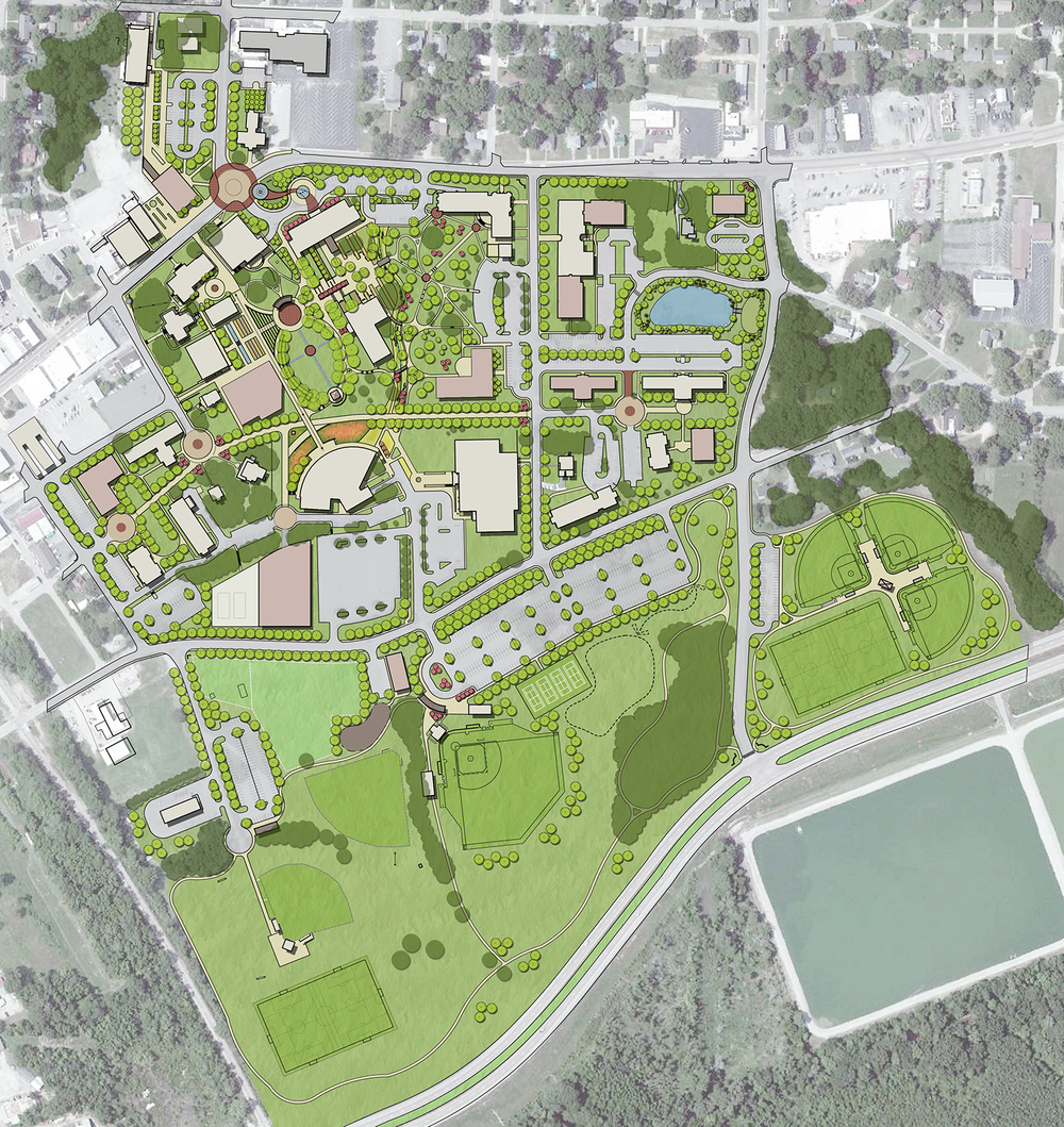 Freed-Hardeman University Master Plan