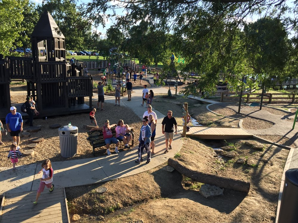 Jacobson Park Playground