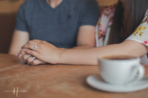 coffee shop engagement photoshoot montreal.jpg