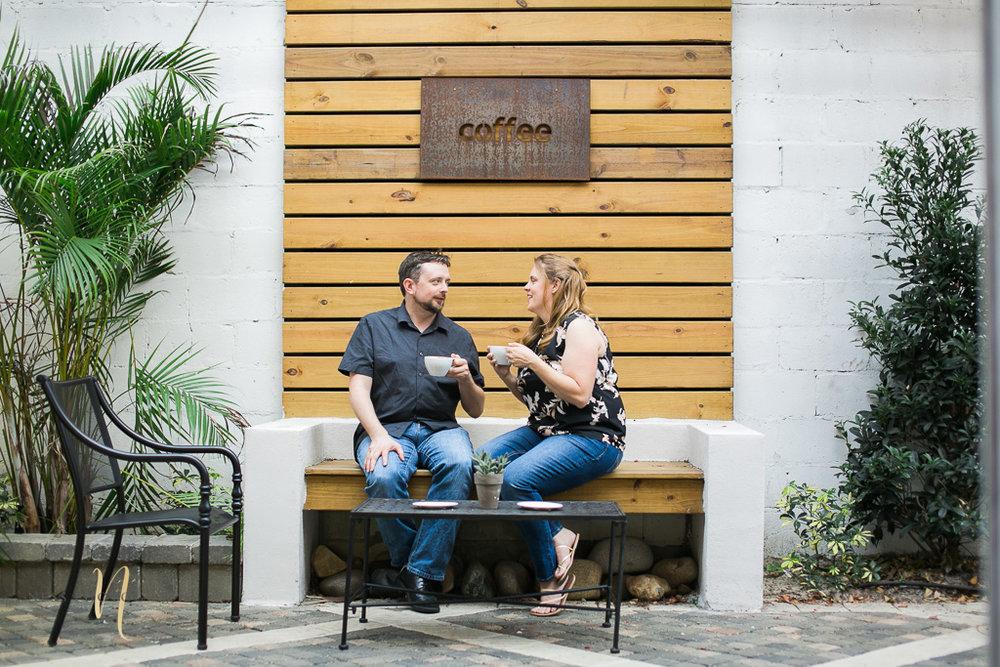 Foundation coffee co engagement photoshoot- Tampa Florida  wedding photographer 7.jpg