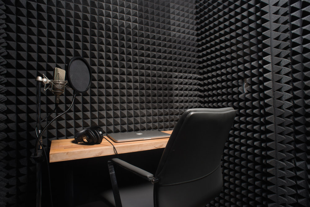 The Communal VO Booth