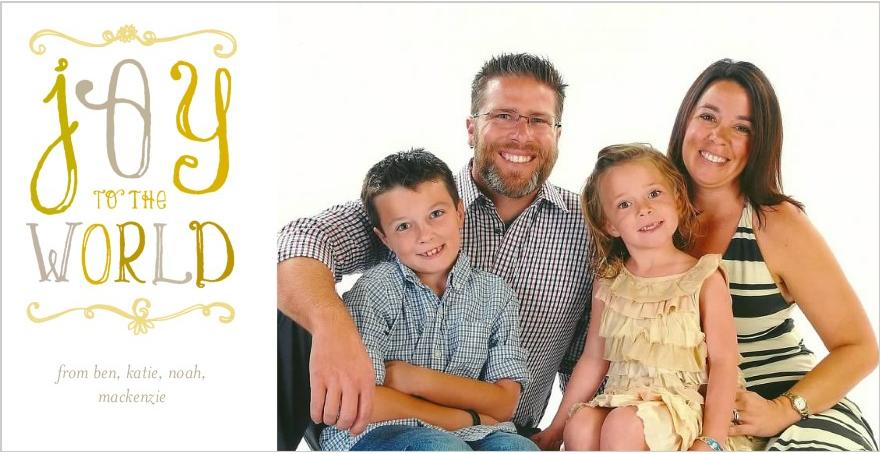 Kerns Family 2012