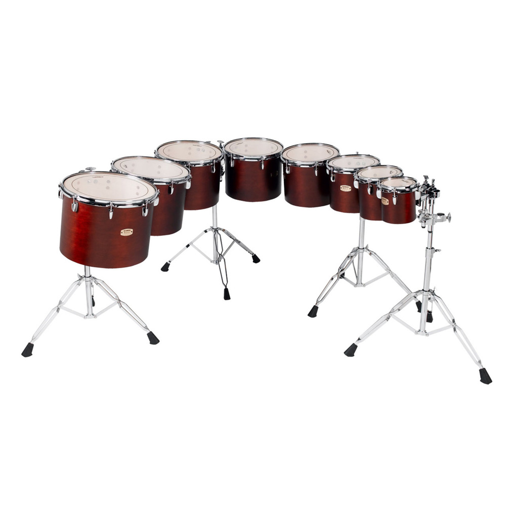 YAMAHA PERCUSSION 1-set CT-8000 Series Single Headed Concert Toms Manufacturer's photo for reference only. Photos & pricing available upon request.