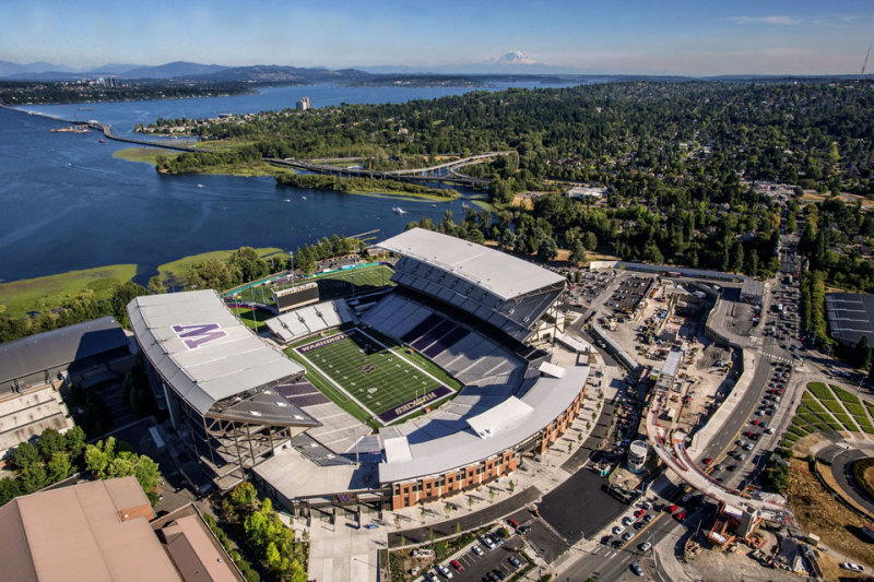 Husky Stadium Renovation - Seattle, Washington