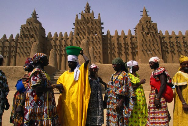 YEBies BHM Fact of The Day: Timbuktu