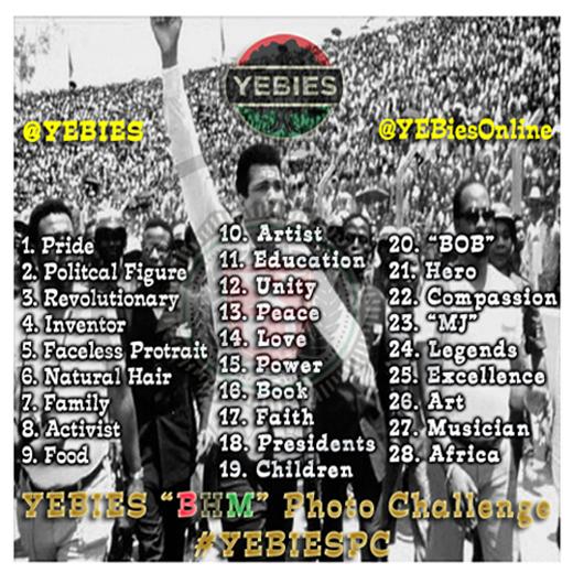 YEBies BMH Photo Challenge