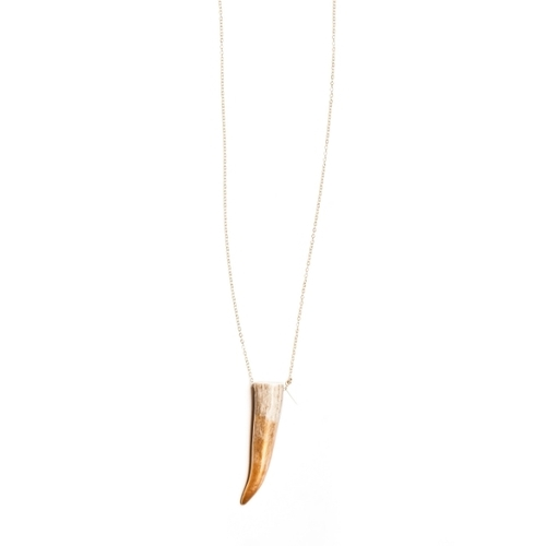 Tess and Tricia Classic Gold Ombre Necklace - $37