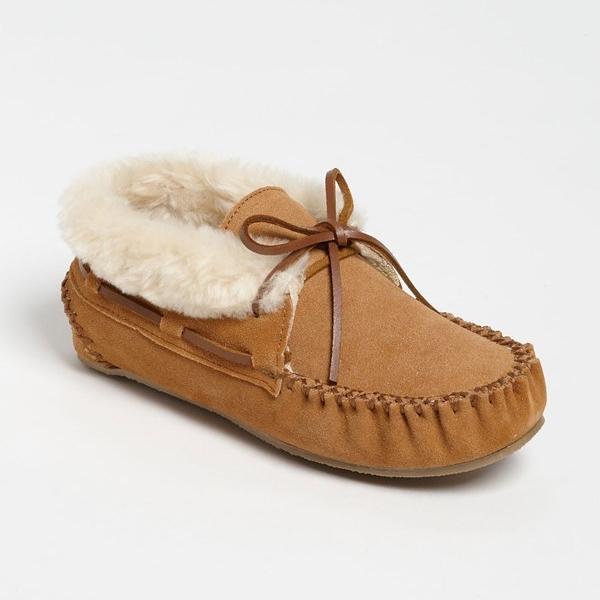 Minnetonka Moccasins Chrissy Bootie - $46