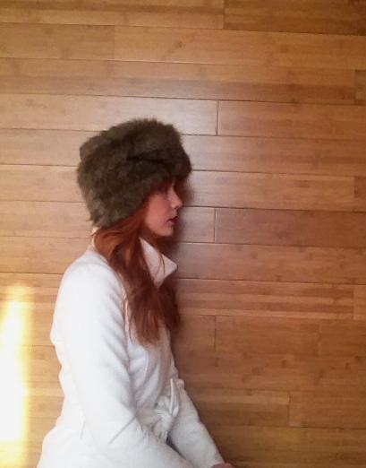 Bootielicious Faux Fur Hat