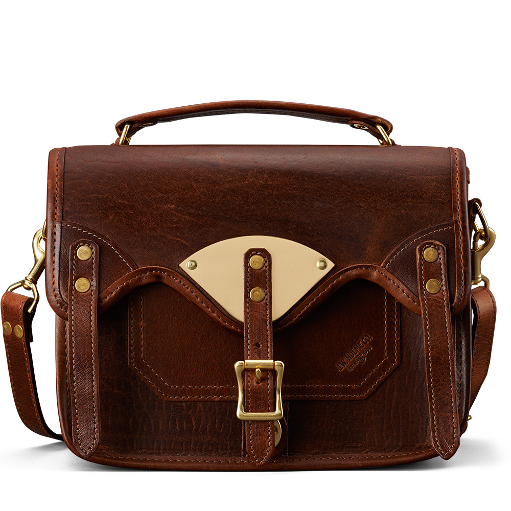 J.W. Hulme Co. Henry Crossbody - $495