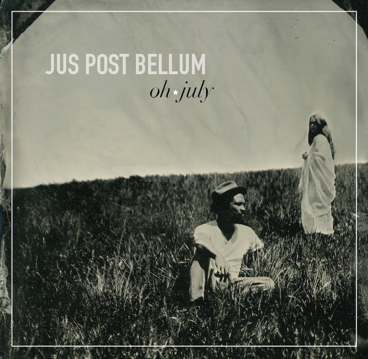 Jus Post Bellum Vinyl Album Cover Oh July