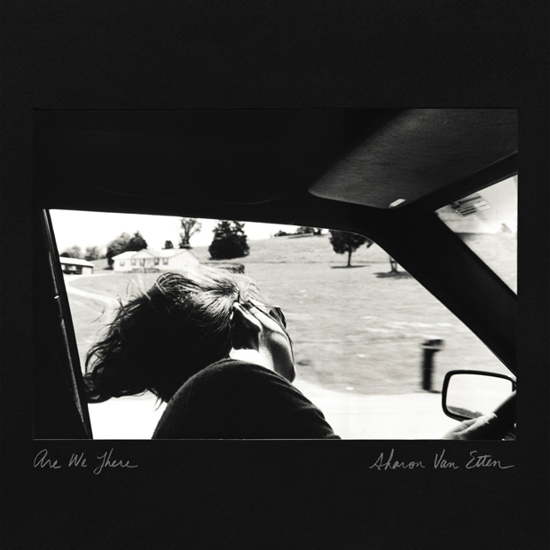 Sharon Van Etten Are We There Vinyl Album Cover