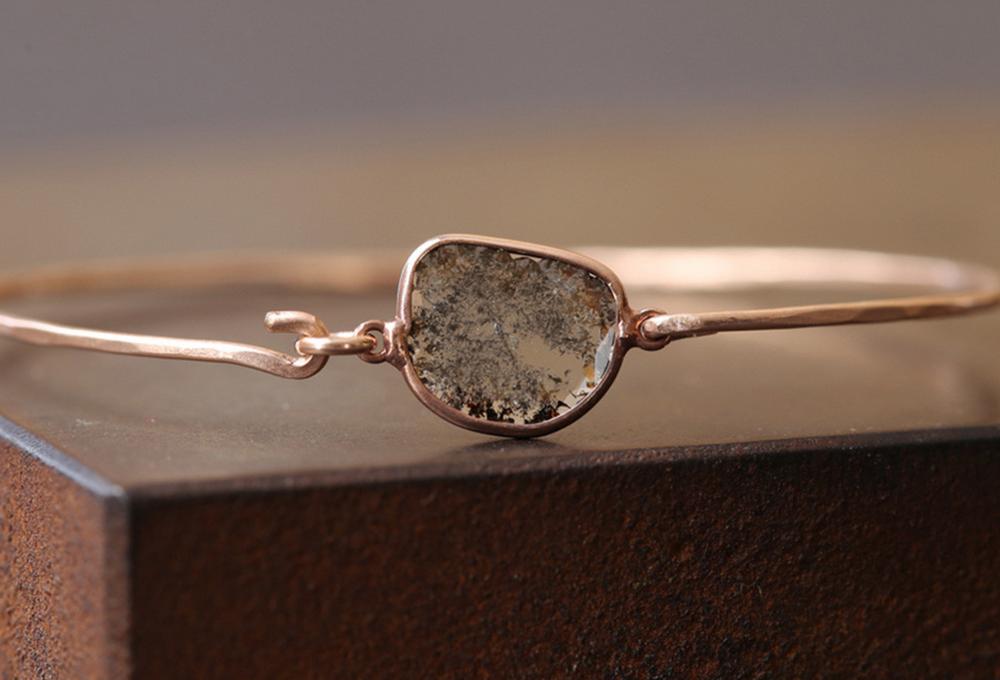 Alexis Russell Chocolate Diamond Bracelet
