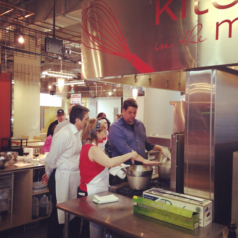 Kitchen in the Market: Chef's Night Off