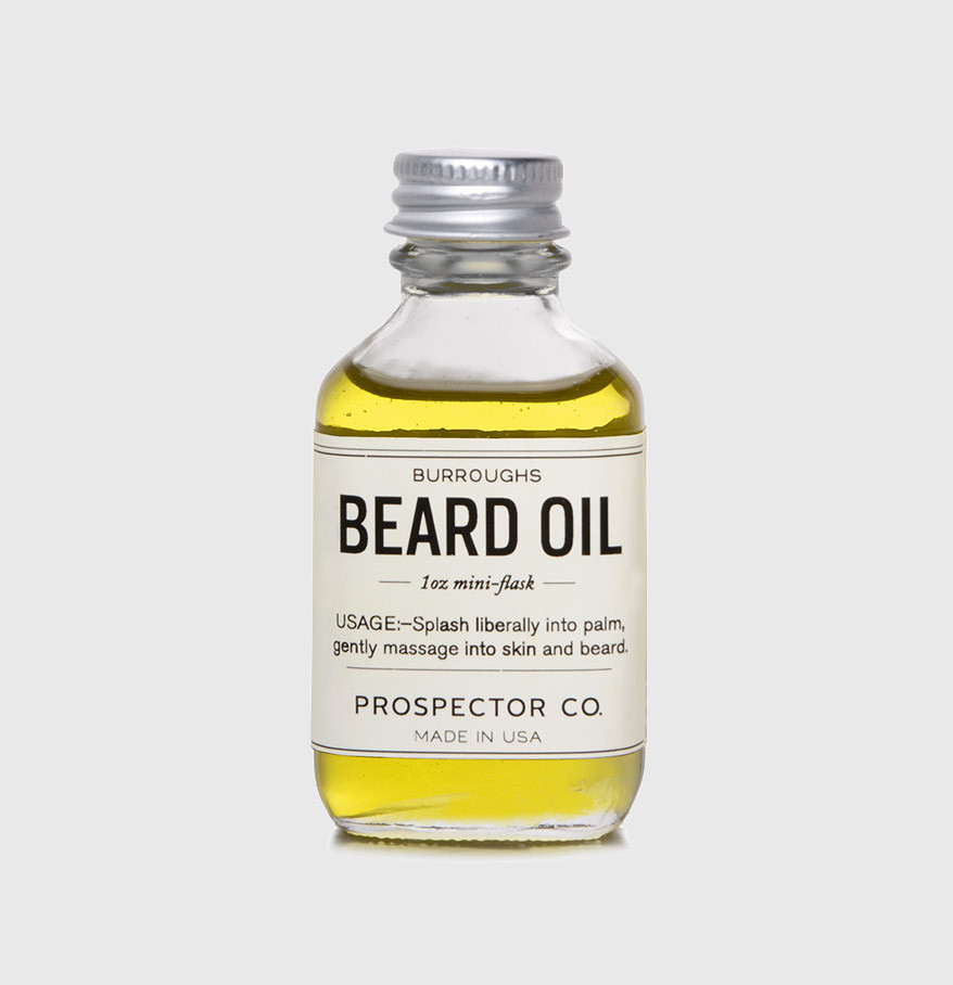 The Best Smelling Beard Oil